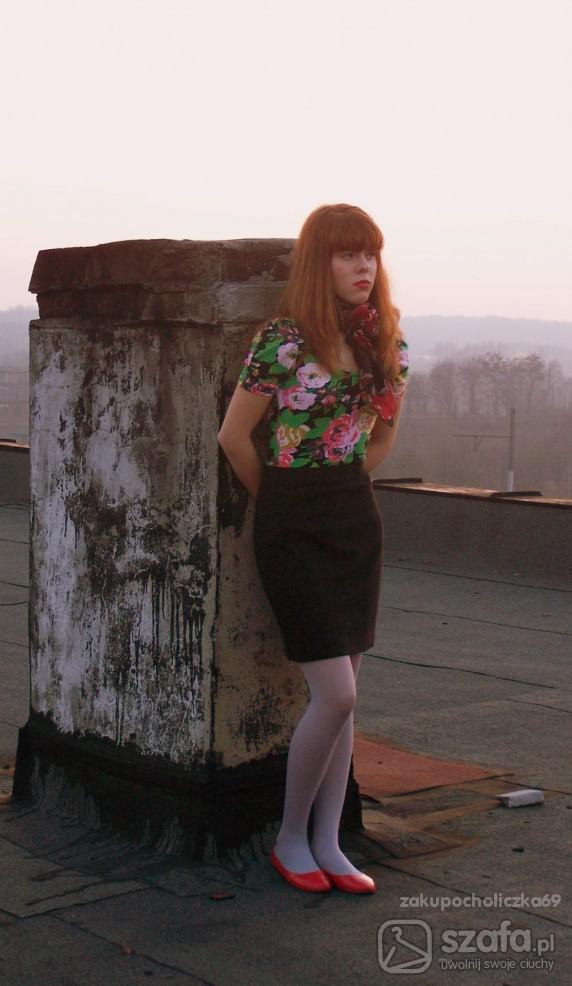 Mój styl na dachu