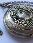 Zegarek kieszonkowy na szyje