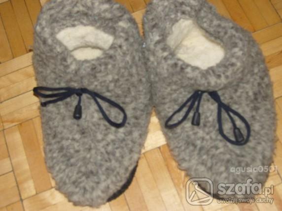 4b60b26c04f37 góralskie buty z zakopanego w Kapcie - Szafa.pl
