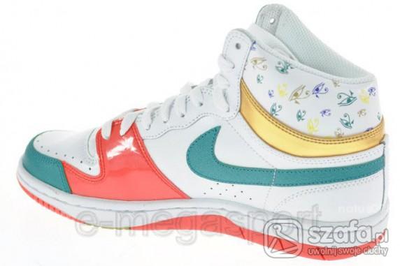 Mój styl Buty Nike XD
