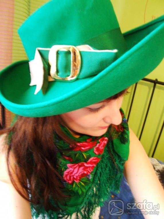 Mój styl luck of the irish