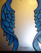 Skrzydła Anioła handmade