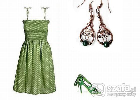 Romantyczne zielono