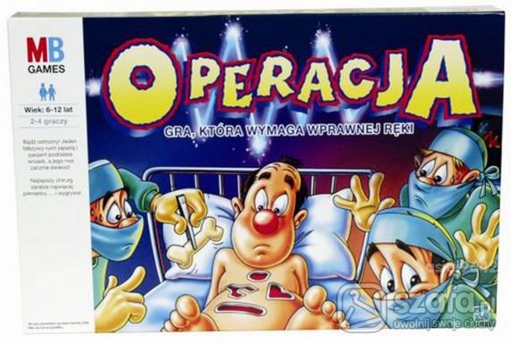 Zabawki Gra Operacja