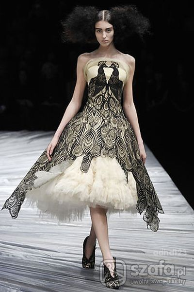 Eleganckie Alexander McQueen