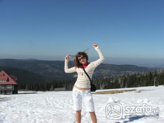Sportowe Wiosna w górach