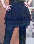 na czarno almost gothic lolita