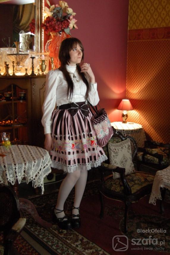 Mój styl Sweet elegant lolita