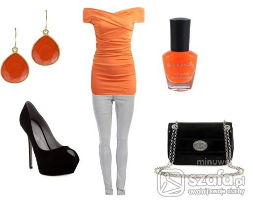 Eleganckie Pomarańcz