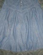 spódnica jeansowa marks spencer 42