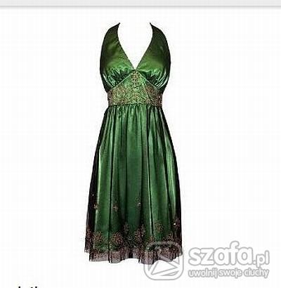 Wieczorowe green lady