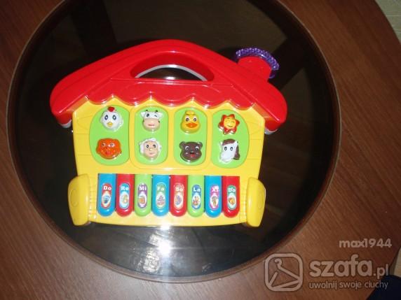 Zabawki Organki