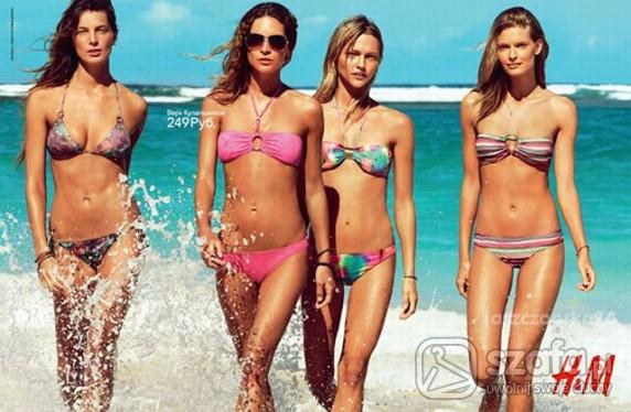 Na specjalne okazje bikini hm
