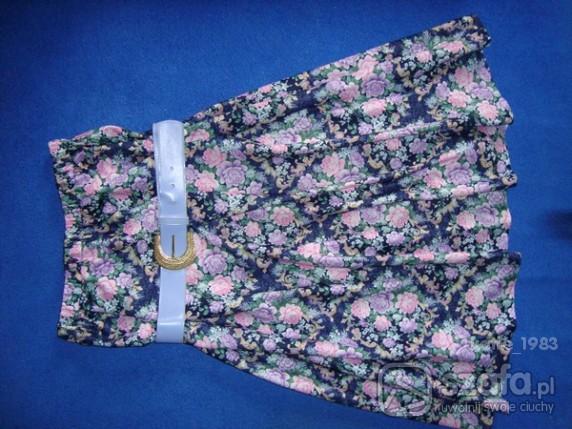 Mój styl Tuniko sukienka wyczarowana ze spódnicy