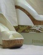Meega wysokie koturny Jenifer