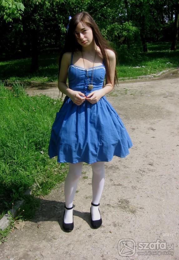 Mój styl Alicjowo