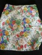 Spódniczka floral handmade