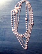 naszyjnik z perełkami