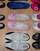Moja kolekcja balerinek