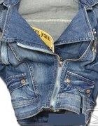 jeans kurteczka