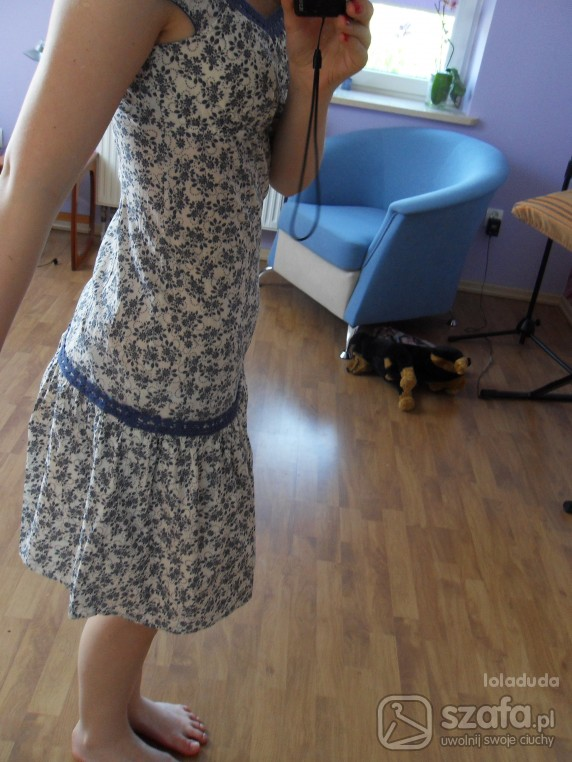 Mój styl Moja kochana sukienka