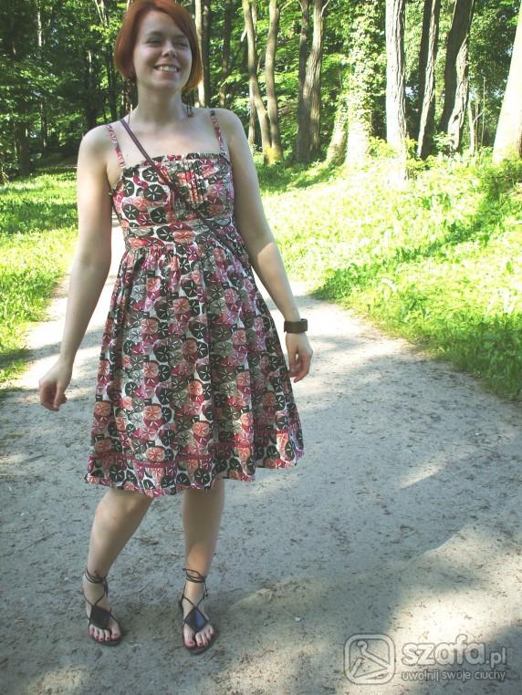 Mój styl W przelewickim ogrodzie dendrologicznym