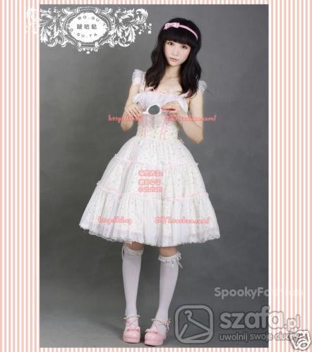 Mój styl Shiro Lolita