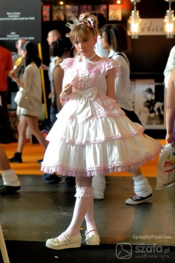 Mój styl Hime Lolita
