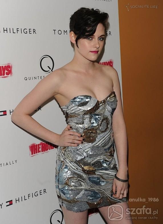 Eleganckie styl Kristen Stewart