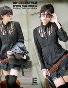 czarna koszula japan style...