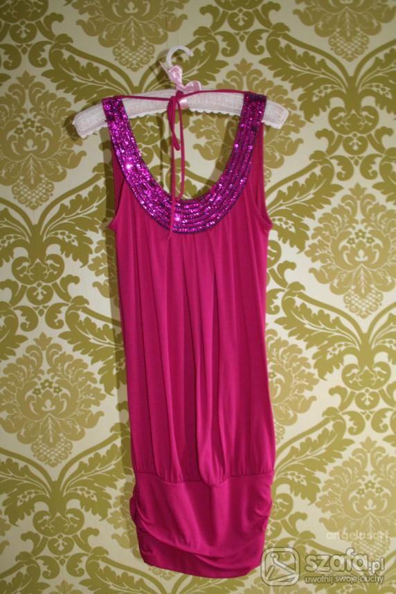 Suknie i sukienki Rózowa sukienka