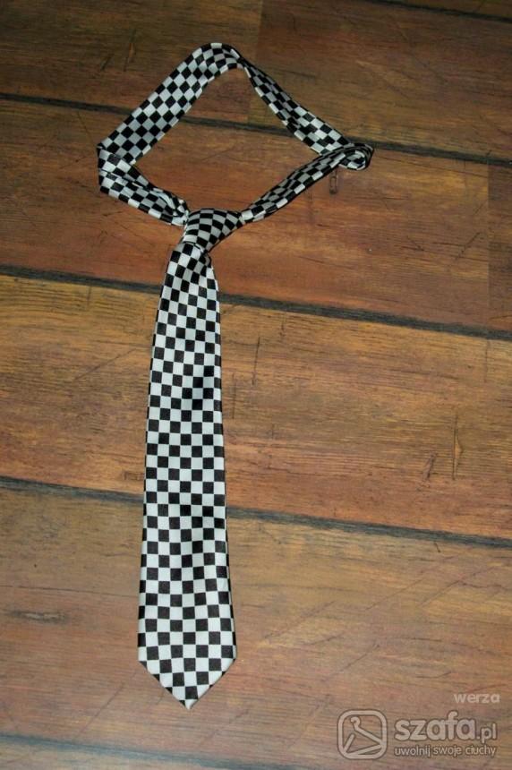 Pozostałe krawat w szachownice