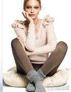 Sweterek z falbankami H and M