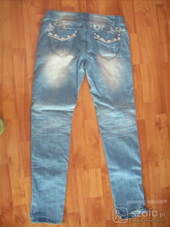 nowe spodnie dzinsowe...