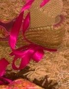 różowe espandryle