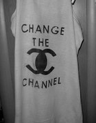 Change the channel...