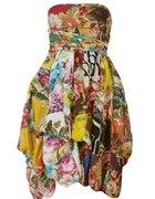 suknia floral