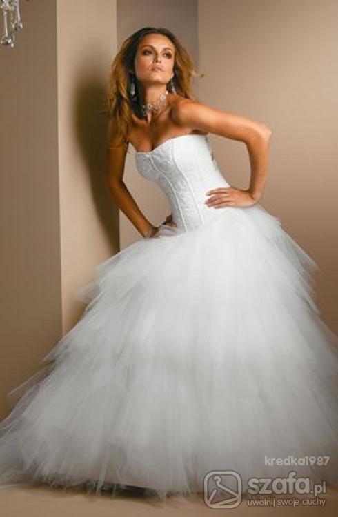Romantyczne Niebanalne Sukienki Ślubne