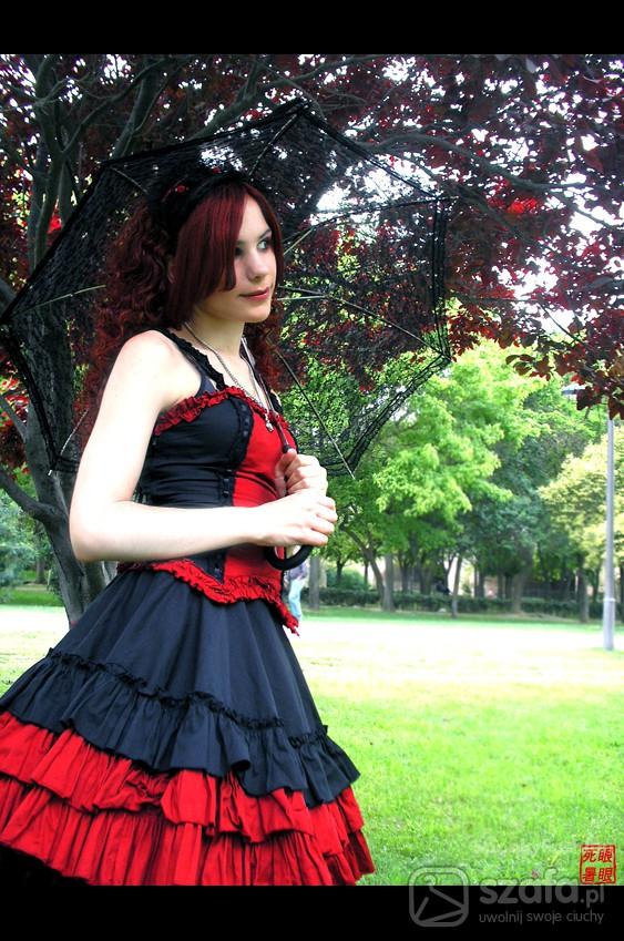 Mój styl Victorian Lolita