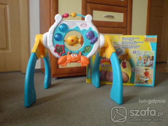 Zabawki Muzyczna zabawka 3 w 1 Musical Ocean