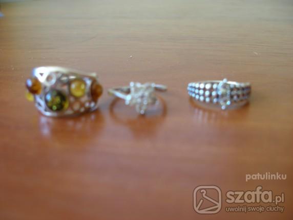 Pierścionki pierścionki srebro apart