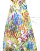 Zara Maxi Dress malowana...