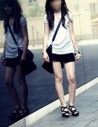 biało czarno