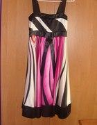 Przepiekna sukienka koktajlowa