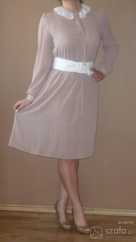 Vintage z sukienka vintage