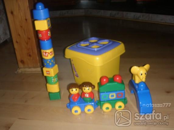 Zabawki Klocki