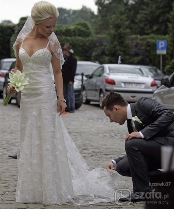 Na specjalne okazje Suknia ślubna