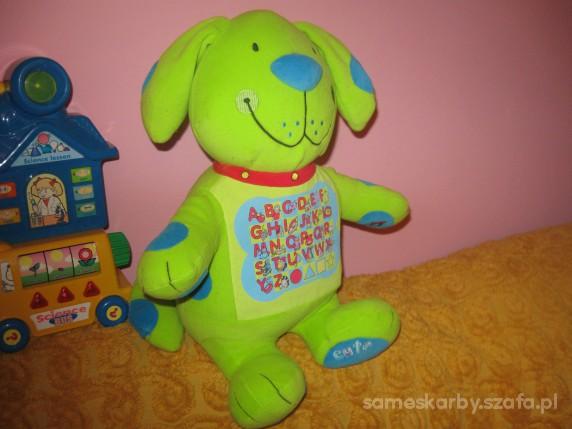 Zabawki PIESEK FIRMOWY JAK ALFIE MIS