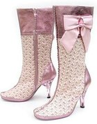 Różowe butki...