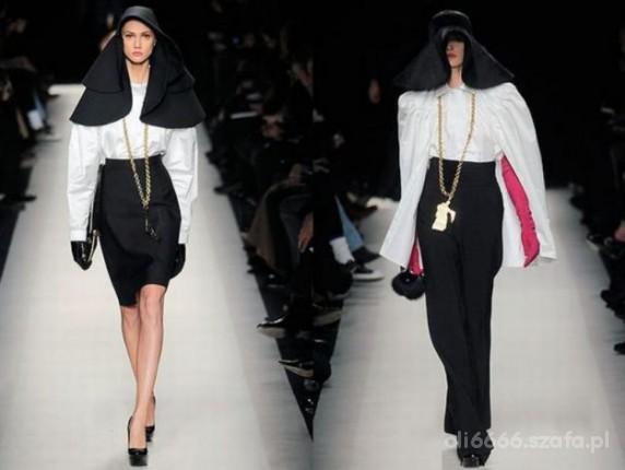 Moda na zakonnice ekstremalne trendy na 2011 rok